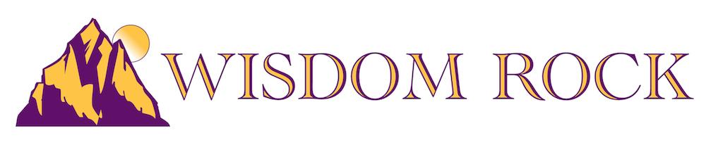 Wisdom rock 2 color final trademark reduced